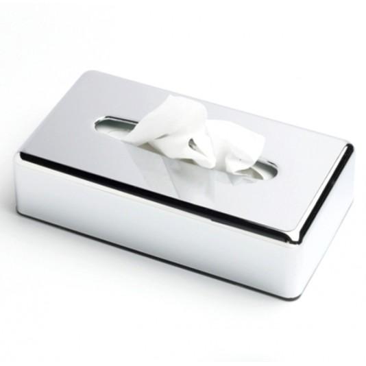 Cajas de pañuelos metálicas