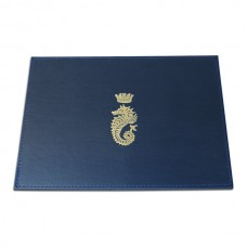 Hydra Leather Placemats and Coasters