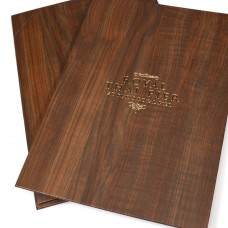 Wood-effect Menu Boards