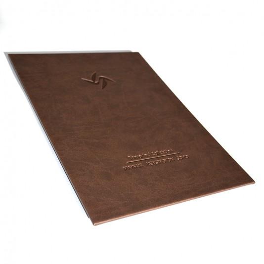 Classic Vivella Menu Board