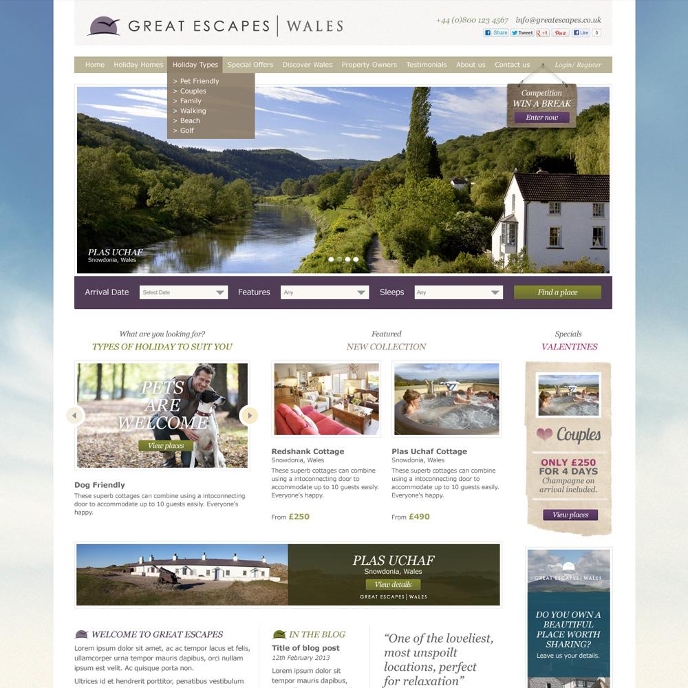 Hotel Web Design Hospitality Web Design Hotel Y