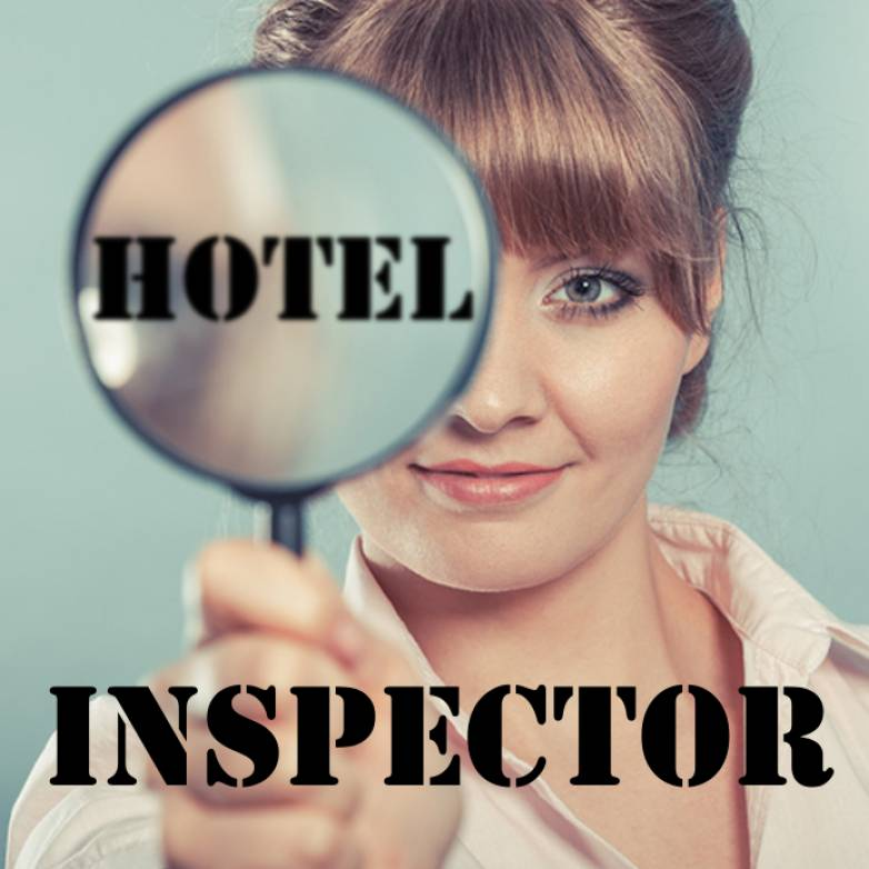 Polizzi's Back: The Hotel Inspector